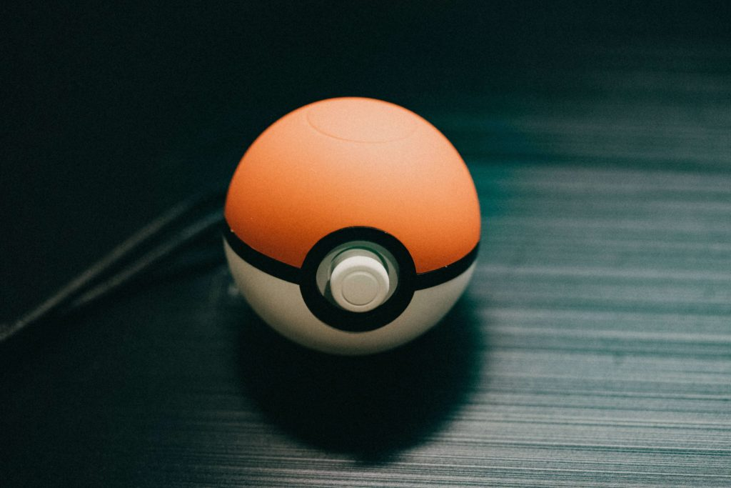 Pokemon ball - odd camgirl requests