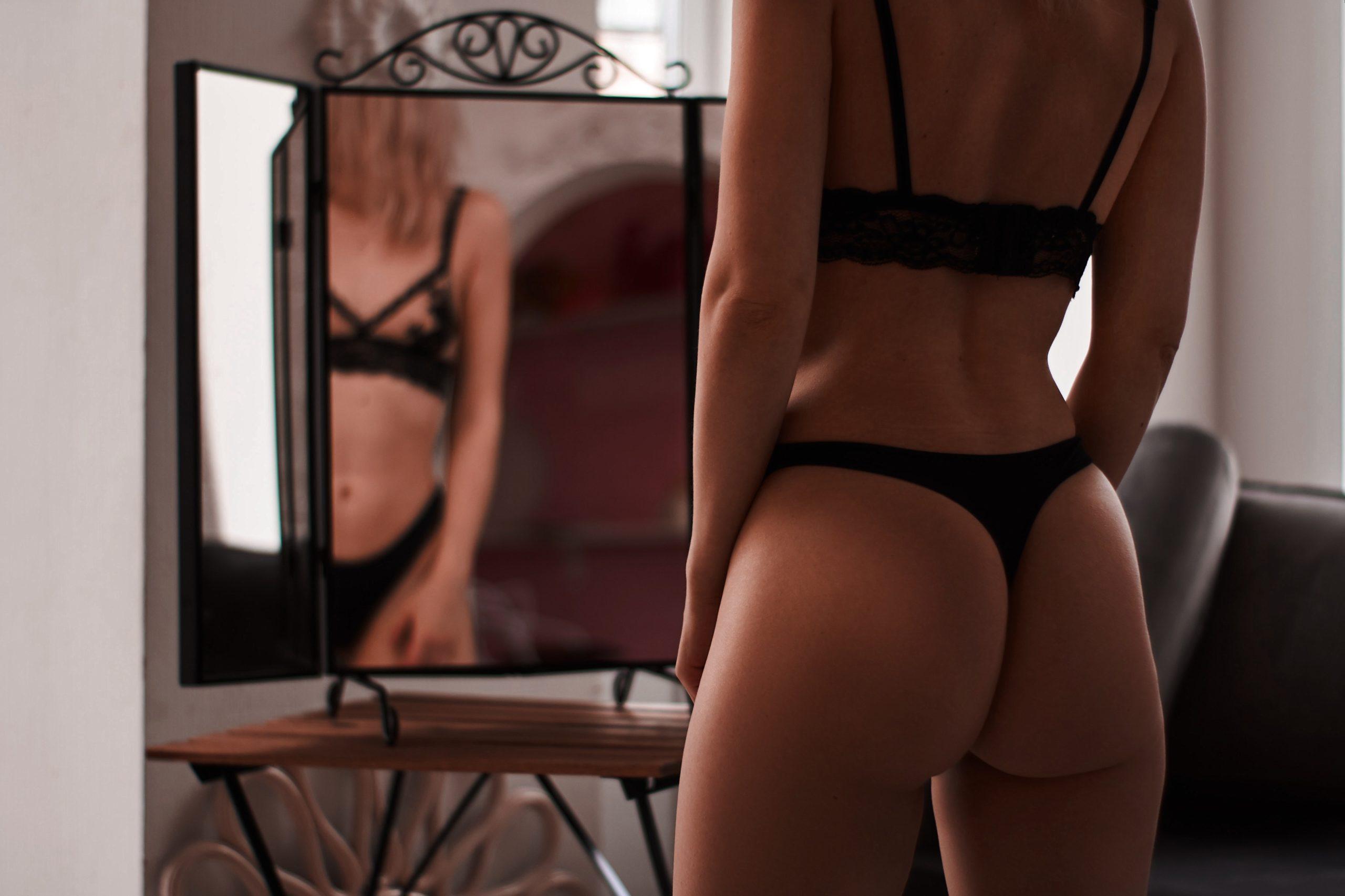 Why do men prefer webcam model websites, over porn sites?